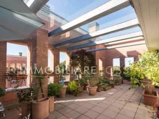 Photo - Penthouse via Benedetto Diotti, Baggio, Milano