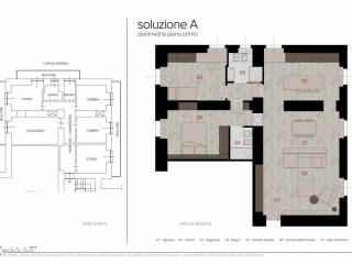 Photo - Apartment via 20 Settembre 62, Via Roma, Torino