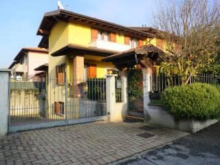 Foto - Villa bifamiliare piazza Giuseppe Zanardelli, Calvagese della Riviera