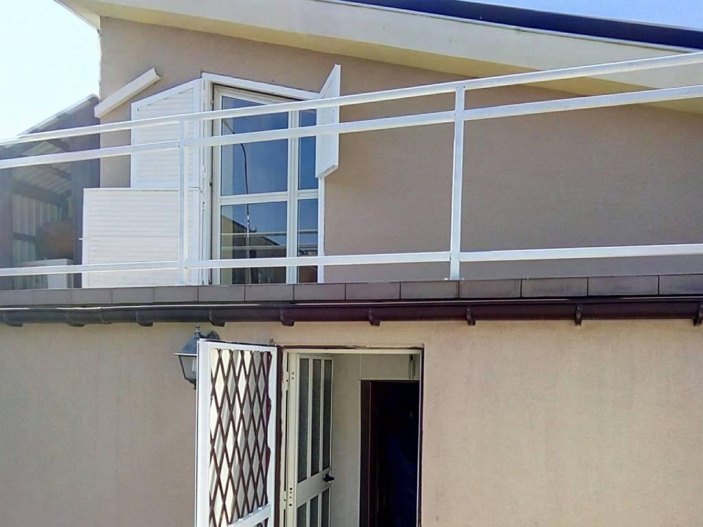 foto facciata Haus via Senese, Francolise
