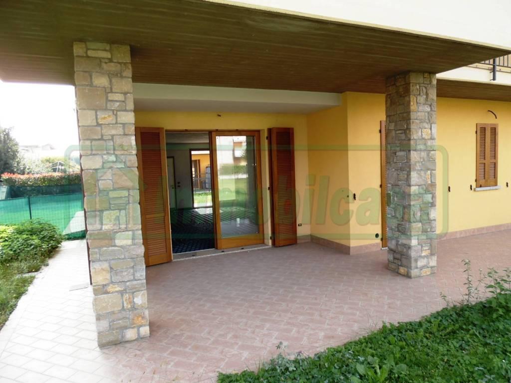 foto  4-room flat via della Libertà 2, Seriate