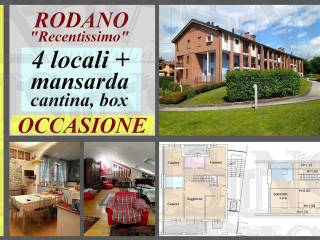 Photo - 4-room flat via Giuseppe Mazzini, Rodano
