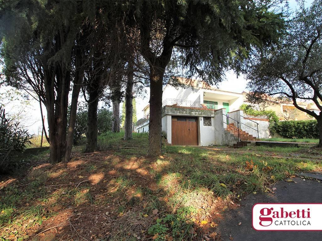 foto facciata Villa a schiera, buono stato, Gabicce Mare