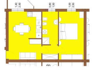 Photo - 2-room flat via Levata, Levata, Curtatone