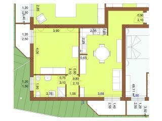 Photo - 2-room flat via Levata, Curtatone