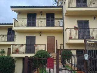 Foto - Villa a schiera via Giovanni Malagodi, Montalto Uffugo