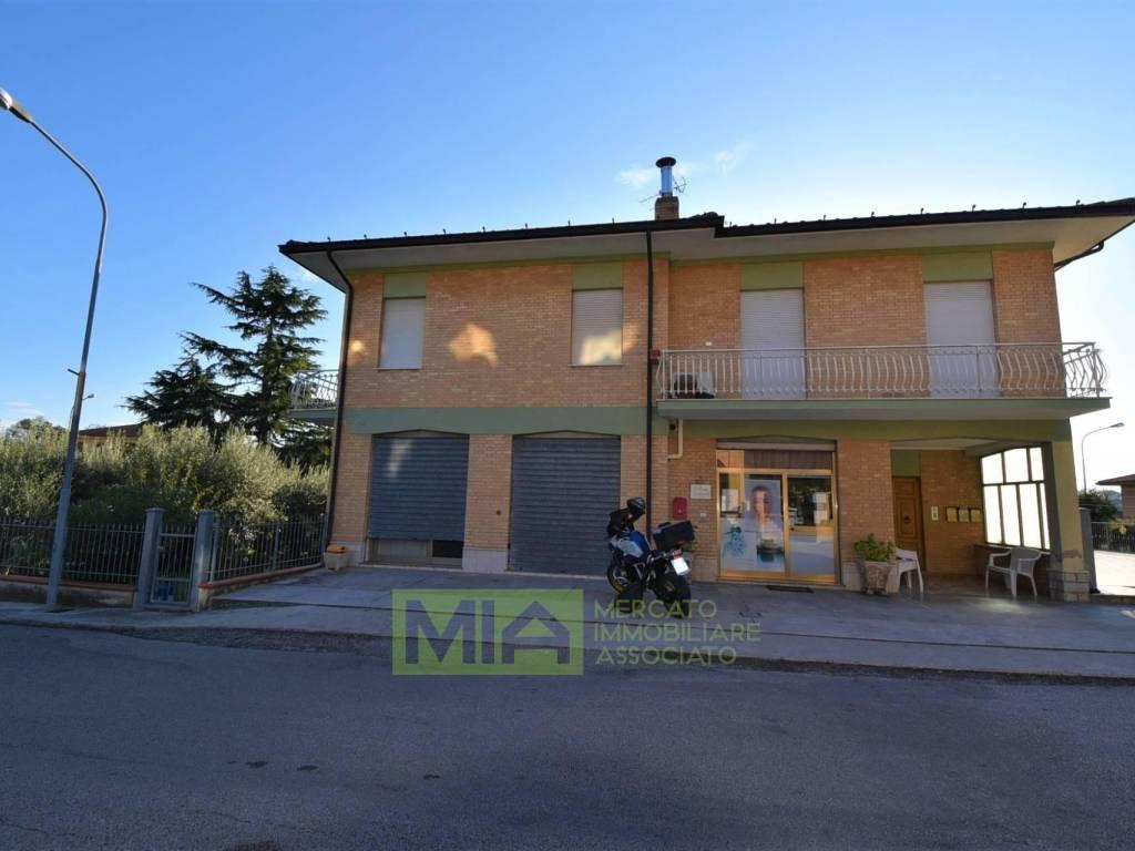 foto Foto 1 Appartamento contrada chiarmonte, Servigliano