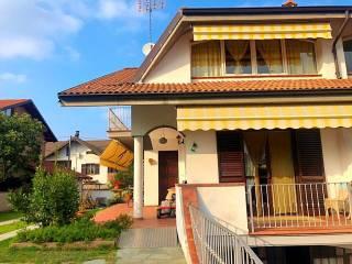 Foto - Vila geminada via Antonio Gramsci, Borgo San Dalmazzo