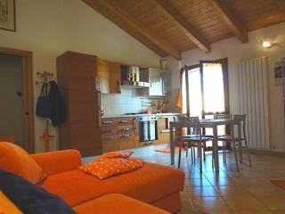 Photo - 2-room flat new, top floor, Mondolfo