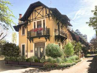 Foto - Villa unifamiliare via Ippodromo, Trenno, Milano