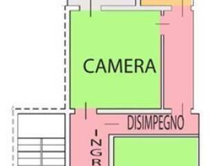 Photo - Apartment to be refurbished, second floor, Taranto