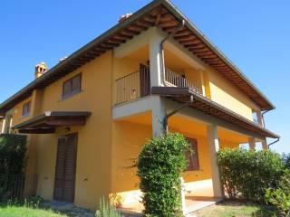Photo - Two-family villa, excellent condition, 200 sq.m., San Giuliano, Arezzo