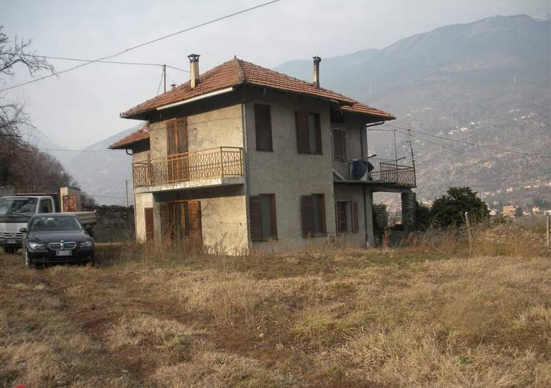 foto  Single-family townhouse 149 sq.m., to be refurbished, Susa