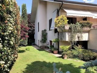 Foto - Villa a schiera 4 locali, ottimo stato, San Giorgio Su Legnano