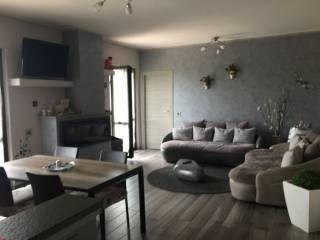 Photo - Country house, new, 145 sq.m., Arcene