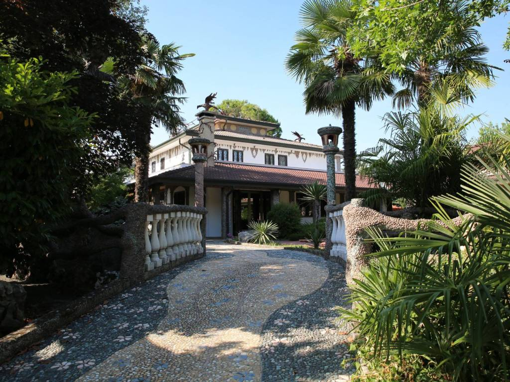 Piscina Piazzola Sul Brenta vendita villa unifamiliare in via guglielmo marconi piazzola