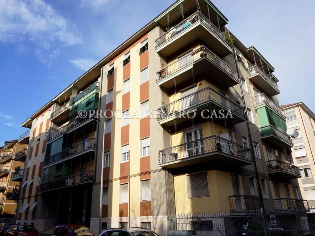 foto Esterno Trilocale via Giacomo Trecourt 4, Bergamo