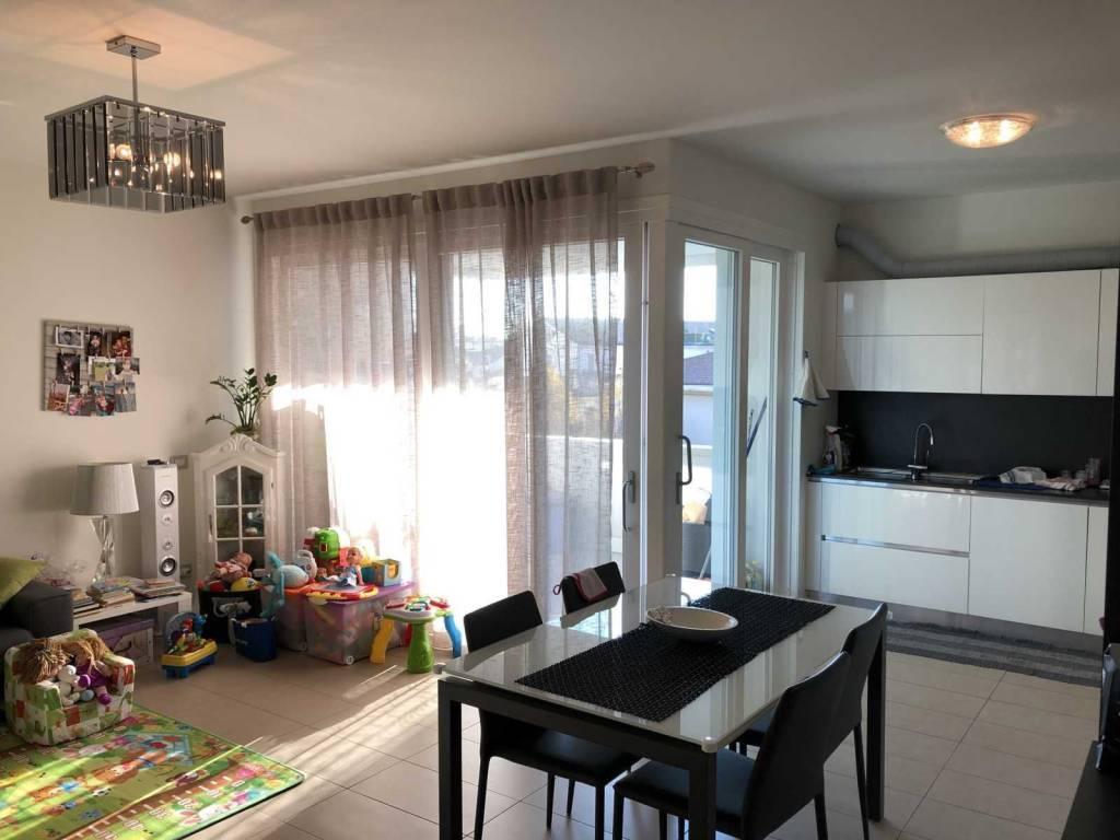 foto soggiorno 3-room flat piazza Oberkochen, Montebelluna