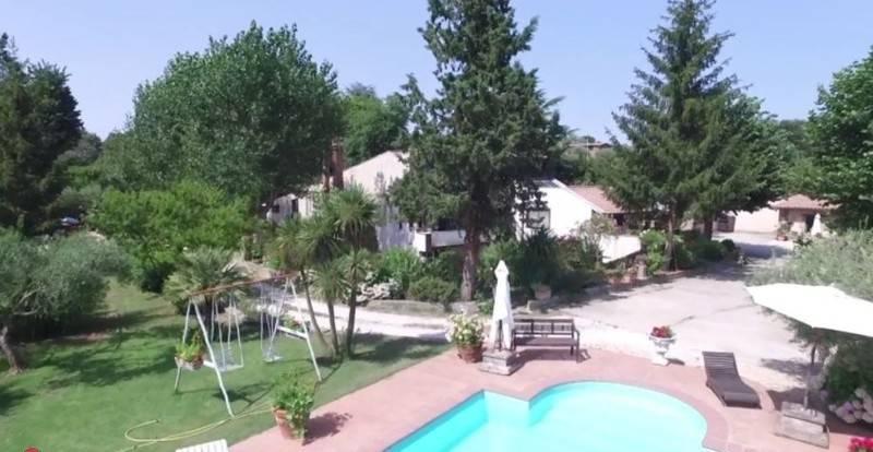 foto  Single family villa, good condition, 450 sq.m., Bassano in Teverina