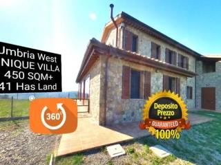 Foto - Villa unifamiliare, buono stato, 450 mq, Fabro