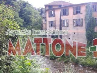 Photo - Single-family townhouse 1200 sq.m., to be refurbished, Ceranesi