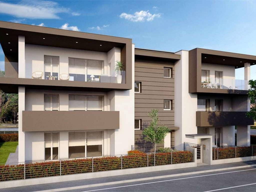 foto  3-room flat new, ground floor, Seriate