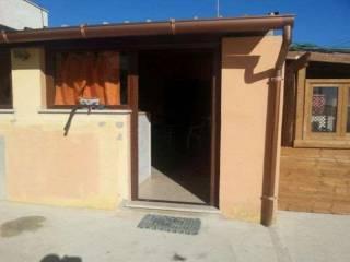 Photo - Single-family townhouse 60 sq.m., good condition, Petrosino