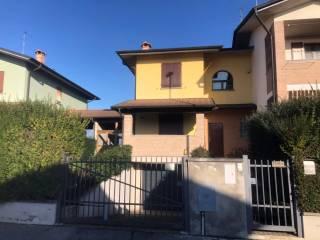 Foto - Villa bifamiliare via della Pace, Graffignana