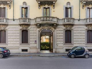 Photo - 4-room flat via Giovanni Boccaccio, Vincenzo Monti, Milano