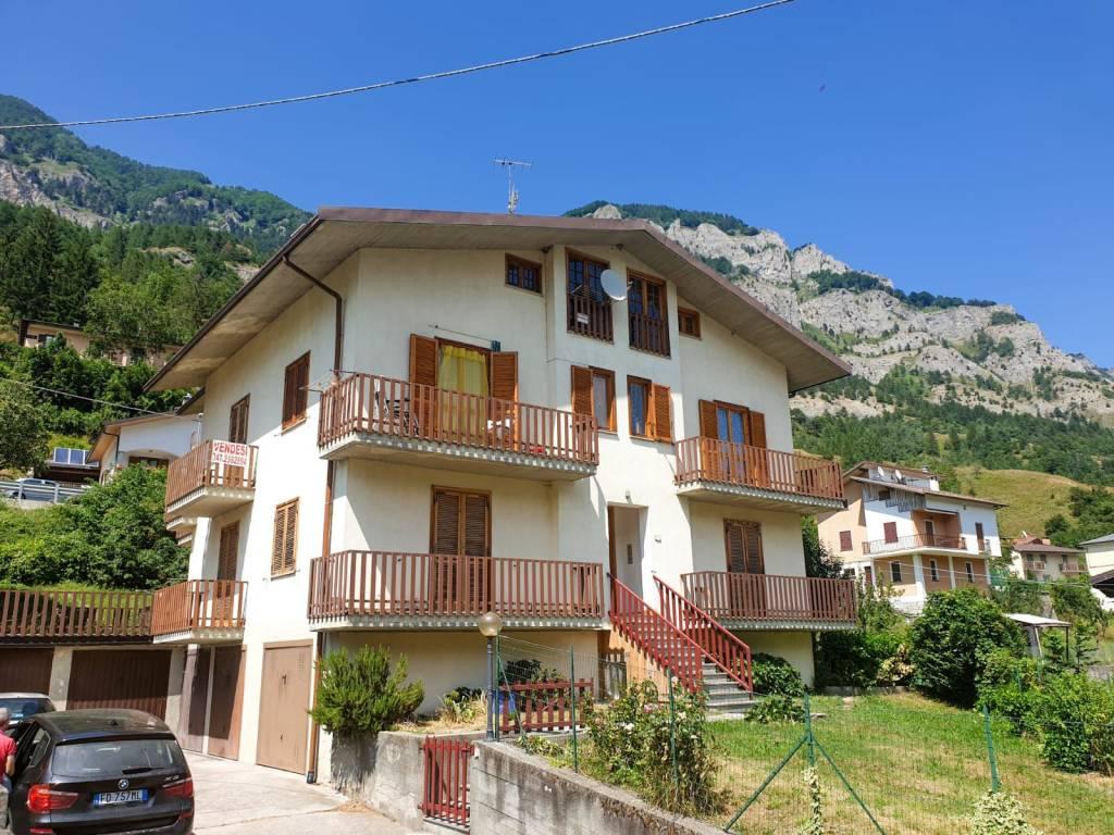 foto  2-room flat via Santa Croce, Aisone