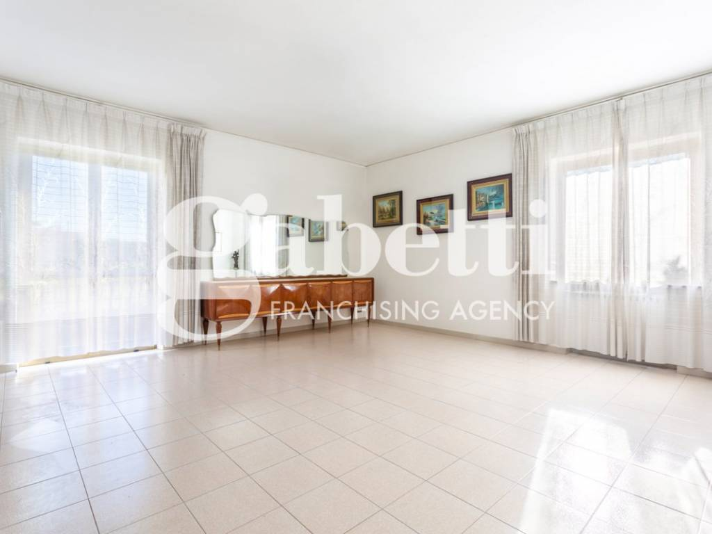 foto salone 4-room flat via Corigliano 5, Villaricca