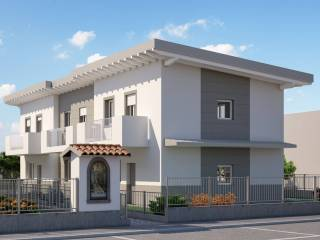Photo - Terraced house via Roma, Urgnano