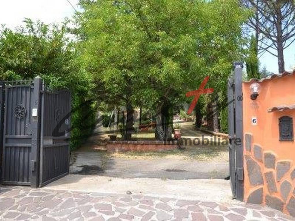 foto ingresso Villa unifamiliare via Varichemola 2, Gerano