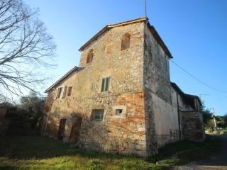 Foto - Casa colonica via Corsano Grotti 52, Ville Di Corsano, Monteroni d'Arbia