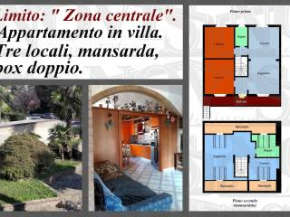 Photo - Apartment excellent condition, top floor, Limito, Pioltello