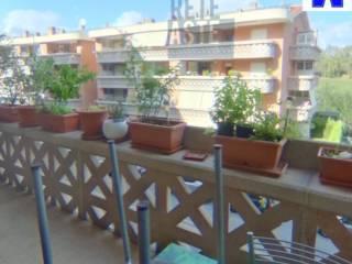 Case Con Terrazzo In Vendita In Zona Fonte Ostiense Roma