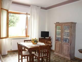Photo - 4-room flat good condition, mezzanine, San Gimignano