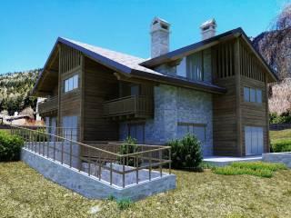 Photo - Multi-family villa, new, 146 sq.m., Courmayeur