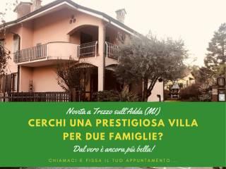 Photo - Single family villa via Palmiro Togliatti, Trezzo sull'Adda