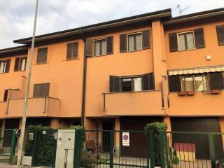 Photo - Terraced house via Giuseppe Di Vittorio, Carpiano