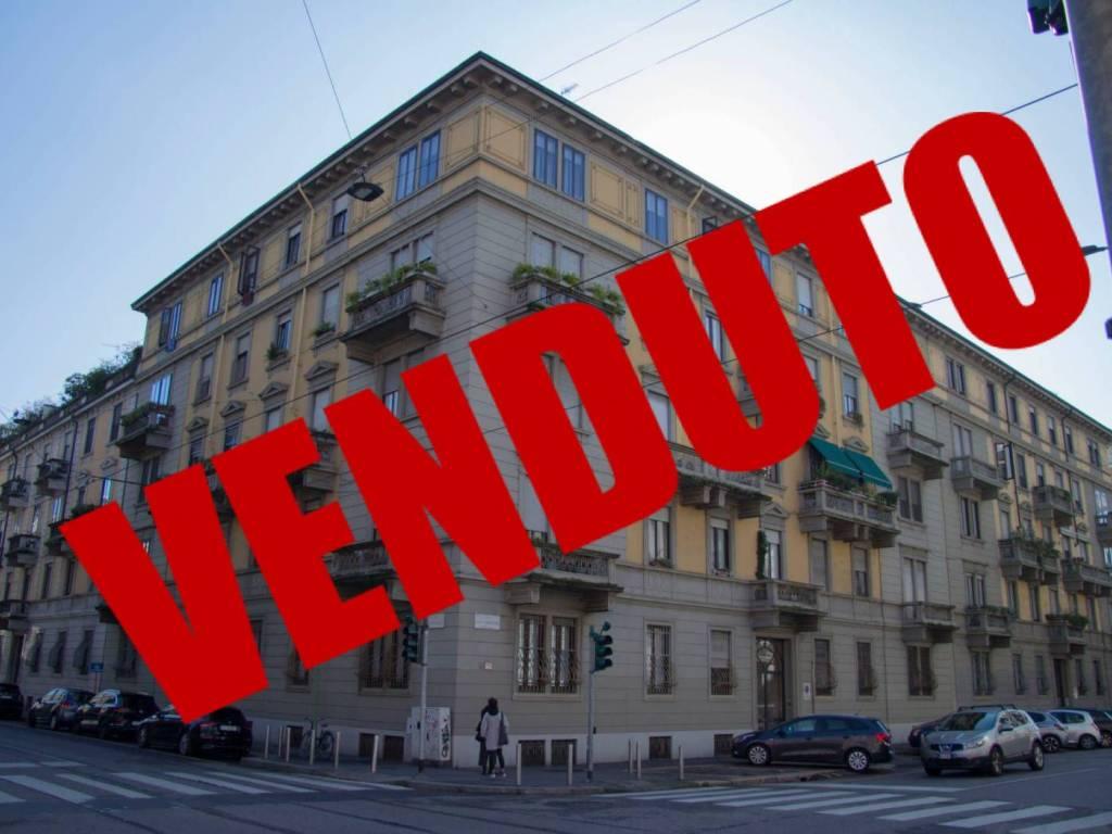 foto Palazzo Трехкомнатная квартира via Emilio Morosini 43, Milano