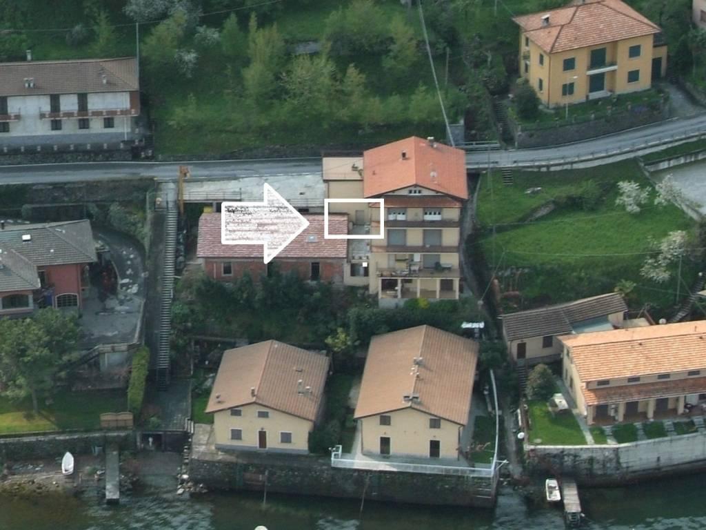 foto  Двухкомнатная квартира хорошее состояние, нулевой этаж, Lezzeno