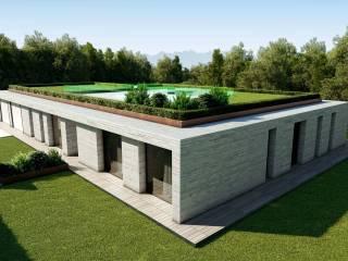 Фотография - Односемейная вилла, новая, 473 m2, Lora, Como