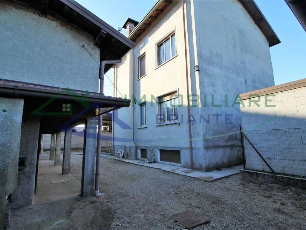 foto retro Villa unifamiliare via Roma, Casorate Sempione