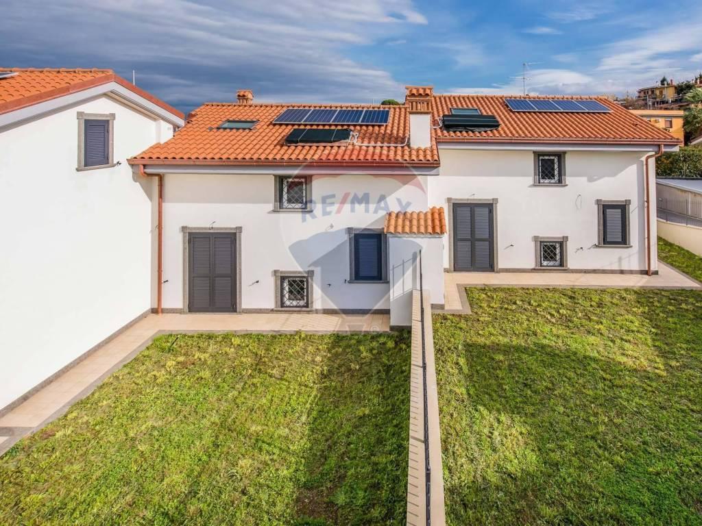 foto Foto 1 Terraced house via del tiro a segno, Frascati
