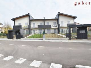 Photo - Terraced house 4 rooms, new, Vittuone