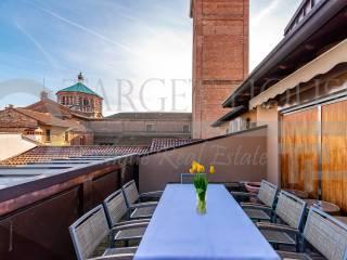 Photo - Penthouse vicolo Duomo, Centro Storico, Monza
