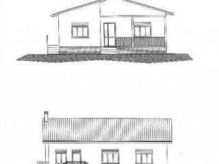 Photo - Single-family townhouse 100 sq.m., to be refurbished, Treviso