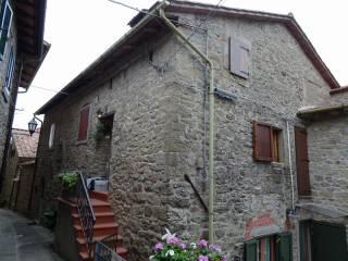 Foto - Quadrilocale via Civitella, Ortignano, Ortignano Raggiolo