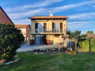 Foto - Villa unifamiliare via Pinerolo 13-4, Bivio, Frossasco